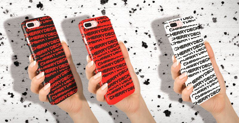 cherry-iphone-cases